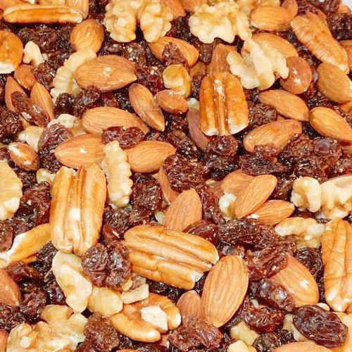 Nut & Raisin Mix