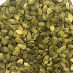 Pumpkin Seeds, Raw