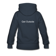 Load image into Gallery viewer, Superior Shoppe Women's Premium Hoodie - navy