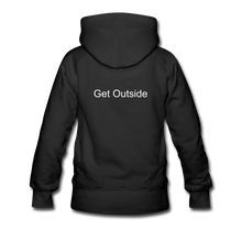 Load image into Gallery viewer, Superior Shoppe Women's Premium Hoodie - black