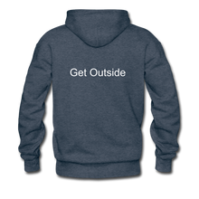 Load image into Gallery viewer, Superior Shoppe Men's Premium Hoodie - heather denim
