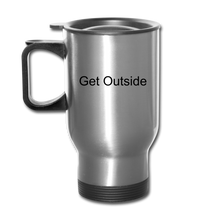 Load image into Gallery viewer, Superior Shoppe Travel Mug - silver