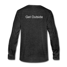 Load image into Gallery viewer, Superior Shoppe Men's Premium Long Sleeve T-Shirt - charcoal gray
