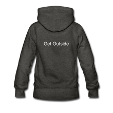 Load image into Gallery viewer, Superior Shoppe Women's Premium Hoodie - charcoal gray