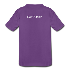 Superior Shoppe Kids' Premium T-Shirt - purple