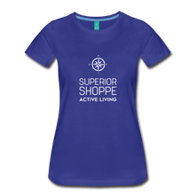 Load image into Gallery viewer, Superior Shoppe Women's Premium T-Shirt - royal blue