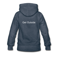 Load image into Gallery viewer, Superior Shoppe Women's Premium Hoodie - heather denim