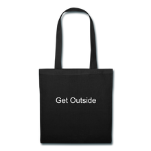 Load image into Gallery viewer, Superior Shoppe Tote Bag - black