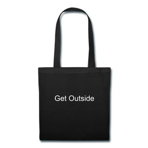 Superior Shoppe Tote Bag - black