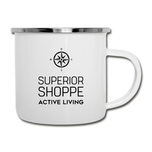 Load image into Gallery viewer, Camper Mug - white