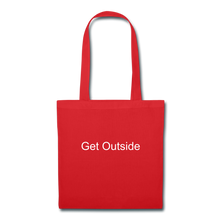Load image into Gallery viewer, Superior Shoppe Tote Bag - red
