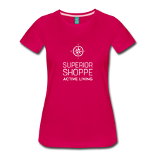 Load image into Gallery viewer, Superior Shoppe Women's Premium T-Shirt - dark pink