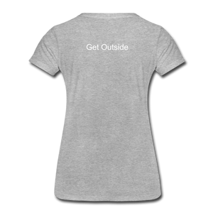 Superior Shoppe Women's Premium T-Shirt - heather gray