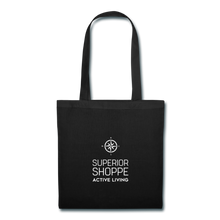 Load image into Gallery viewer, Tote Bag - black