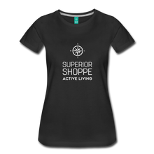 Load image into Gallery viewer, Superior Shoppe Women's Premium T-Shirt - black