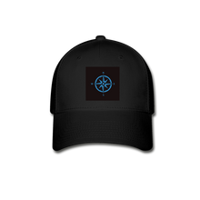 Load image into Gallery viewer, Baseball Cap - black