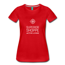 Load image into Gallery viewer, Superior Shoppe Women's Premium T-Shirt - red