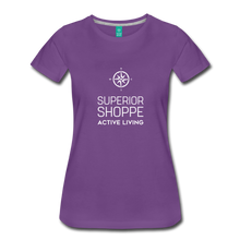 Load image into Gallery viewer, Superior Shoppe Women's Premium T-Shirt - purple