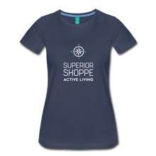 Load image into Gallery viewer, Superior Shoppe Women's Premium T-Shirt - navy