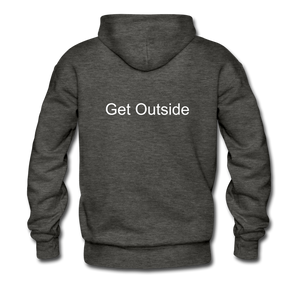 Superior Shoppe Men's Premium Hoodie - charcoal gray