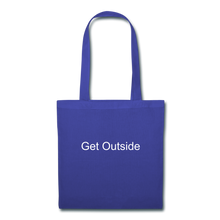 Load image into Gallery viewer, Superior Shoppe Tote Bag - royal blue