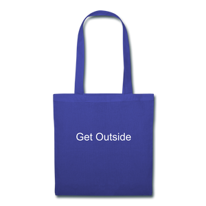 Superior Shoppe Tote Bag - royal blue