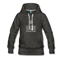 Load image into Gallery viewer, Women's Premium Hoodie - charcoal gray