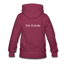 Load image into Gallery viewer, Superior Shoppe Women's Premium Hoodie - burgundy
