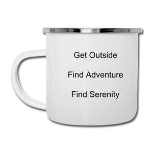 Superior Shoppe Camper Mug - white