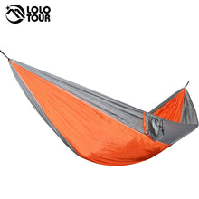 Load image into Gallery viewer, 1 Person Parachute Hammock