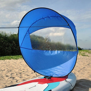 "42""/108cm Foldable Kayak Sail"