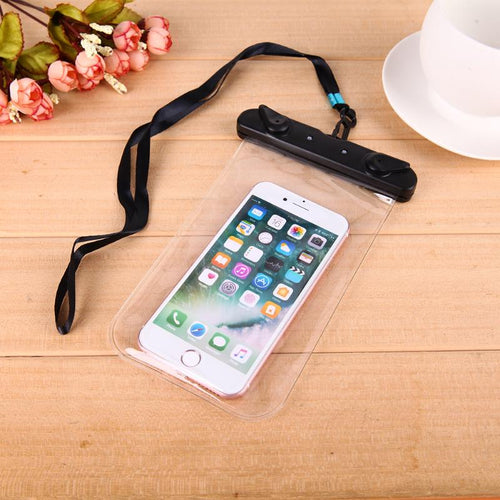 Waterproof Mobile Phone Bag with Strap