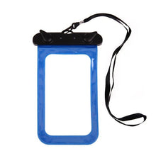 Load image into Gallery viewer, Waterproof Mobile Phone Bag with Strap
