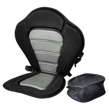 Load image into Gallery viewer, Deluxe Adjustable Padded Kayak Seat