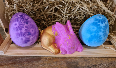 EASTER Bath Bomb Pack