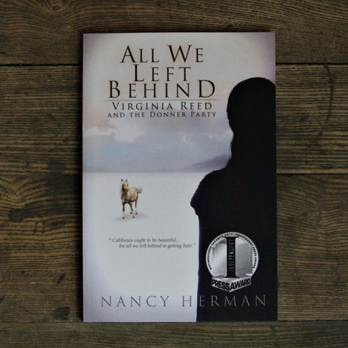 All We Left Behind: Virginia Reed and the Donner Party