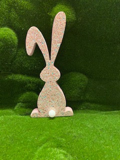 Glitter Light Up Bunny