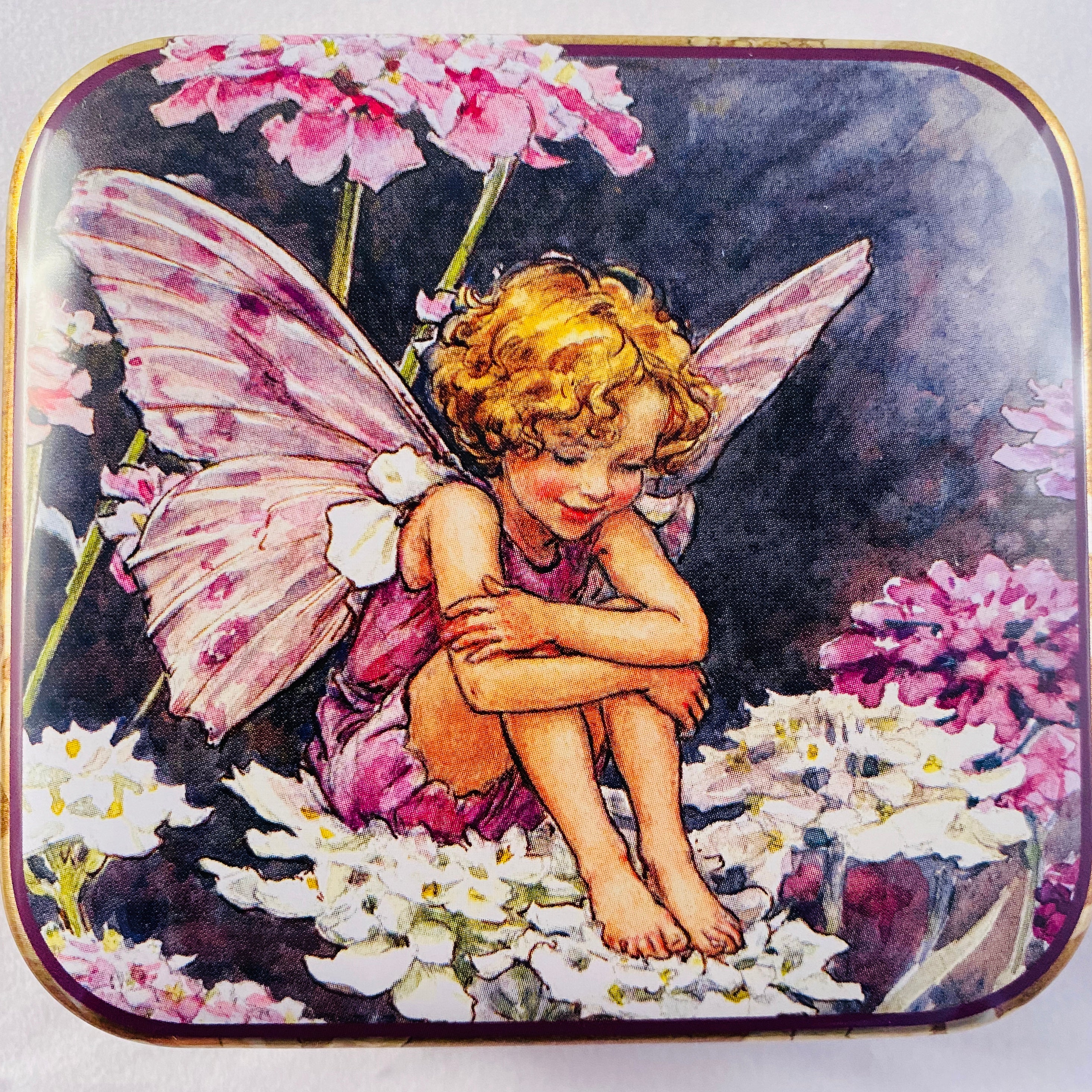 Flower Fairy Tin with Lollies