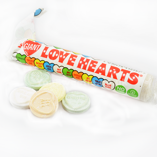 Swizzels Love Heart Roll