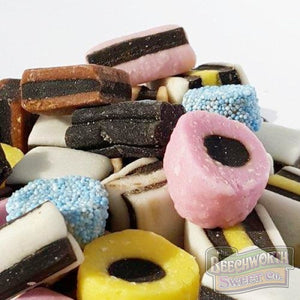 Bassetts Liquorice Allsorts All Your Favourites