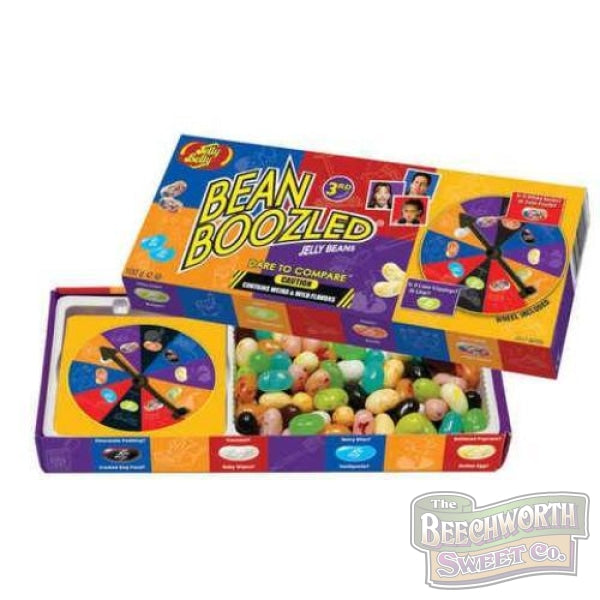 Bean Boozled Game With Spinner Kids Corner