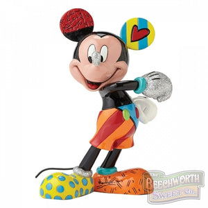 Cheerful Mickey Mouse