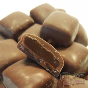 Chewy Caramels Specialty Chocolate