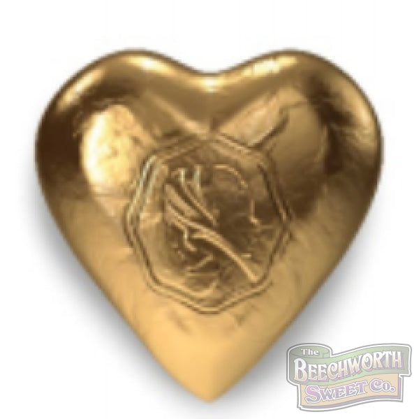 Chocolate Hearts Gold Specialty