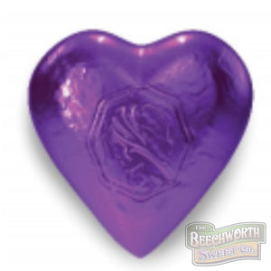 Chocolate Hearts Mauve Specialty