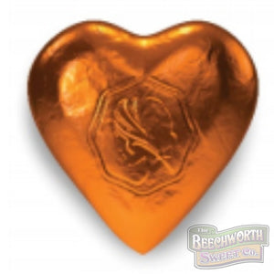 Chocolate Hearts Orange Specialty