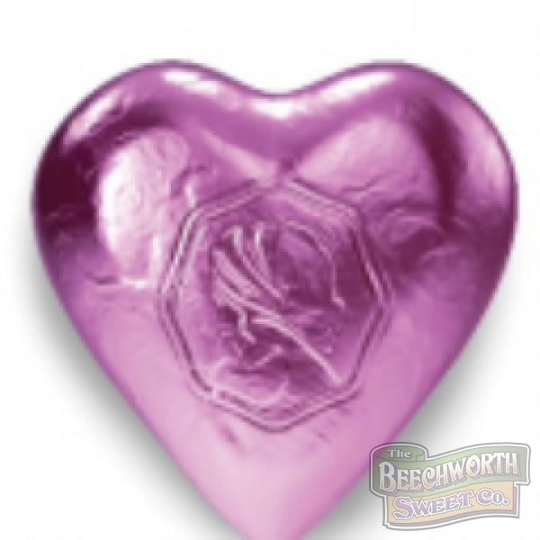 Chocolate Hearts Pink Specialty