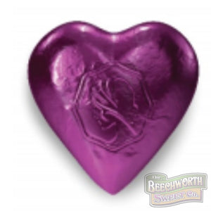 Chocolate Hearts Plum Specialty