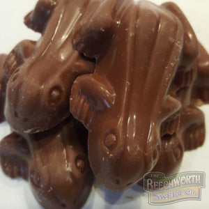 Chocolate Honeycomb Frogs Specialty