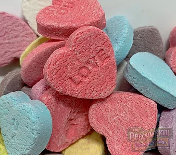Conversation Hearts All Your Favourites